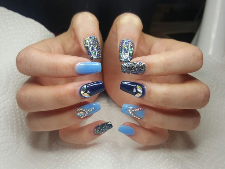 Kimberlite inspired Tammy Taylor Nails by Tammy Taylor Nails South-Africa