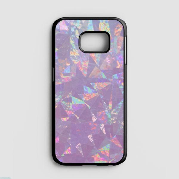 Iridescent Holographic Mermaid Unicorn Samsung Galaxy S7 Edge Case Casefruits Phone Cases Samsung Galaxy S7 Edge Plastic Case