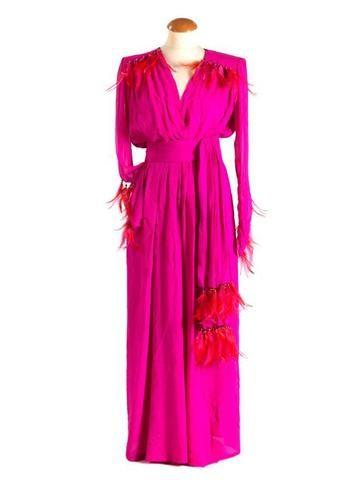 1000 ideas about rose fushia on pinterest stripes robe for Chaise longue rose fushia
