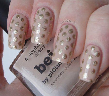 Brown Nail Designs