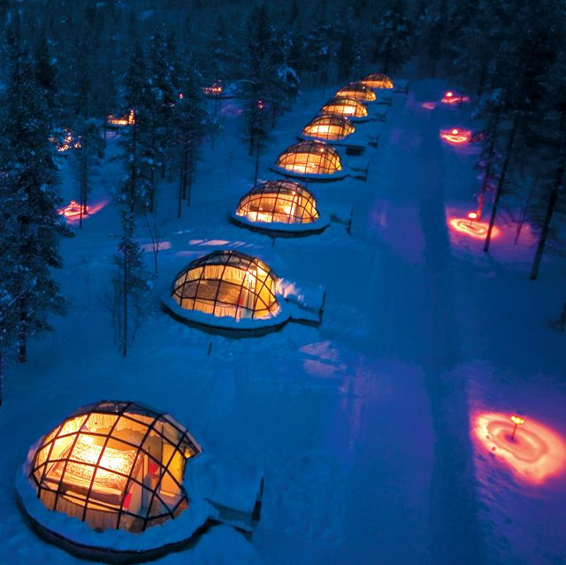 Hotel and Igloo Village Finland