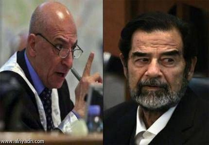 REPORT: Judge Who Sentenced Saddam Hussein to Death – Captured & Executed by ISIS |