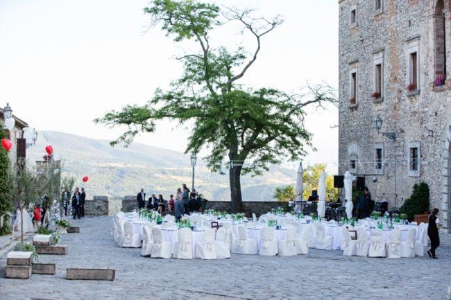 Amazing Wedding Location in Italy ✈ Titignano Celebration with Lucy Davenport