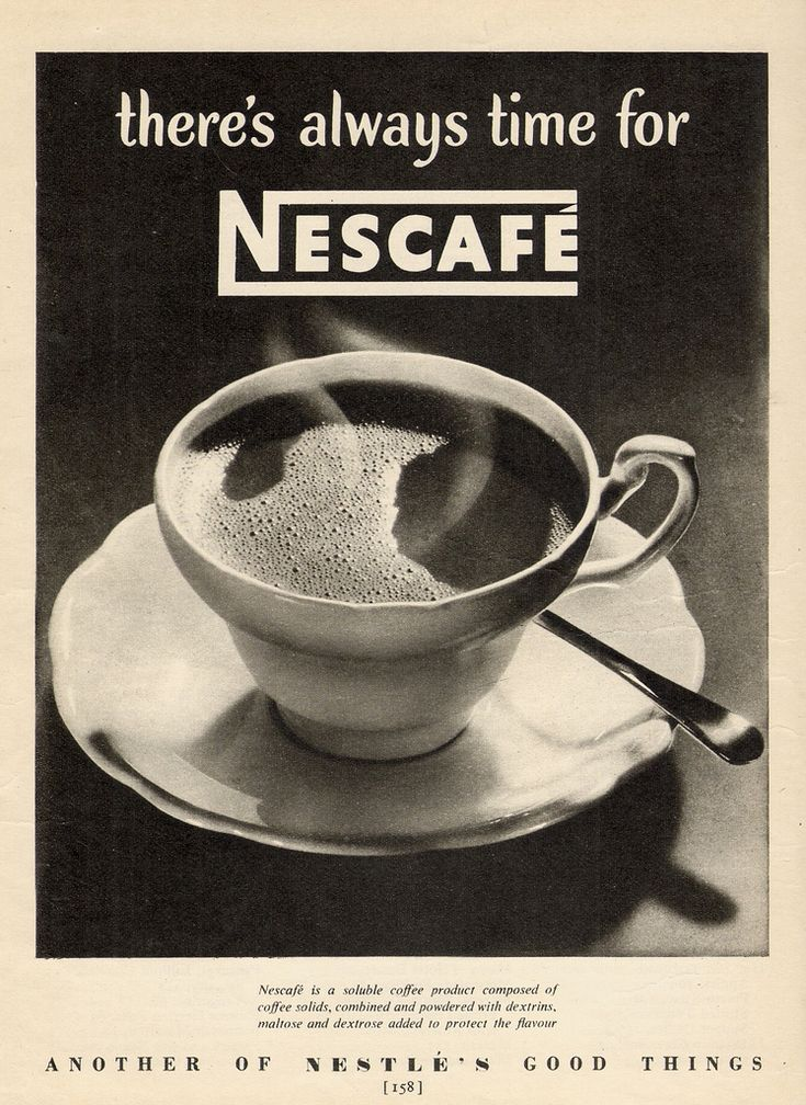 marketing and nescafe Nestle, the largest confectionary, nutrition and food company in the world nescafe is one of its renowned brands in the business of traditional hot.