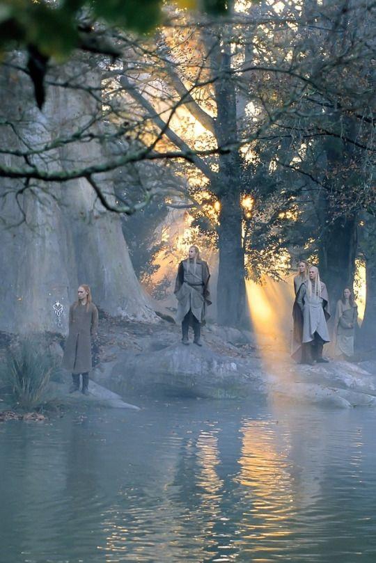 Lothlorien Elves