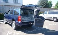 Swing Away Hitch Mounted Cargo Carriers