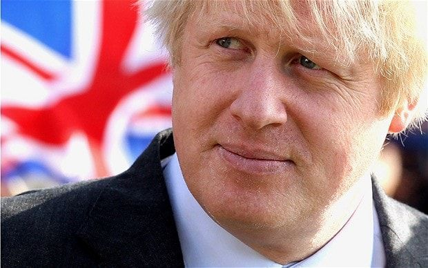 Boris Johnson - Telegraph View: The Leave campaign now has a standard bearer in Boris Johnson