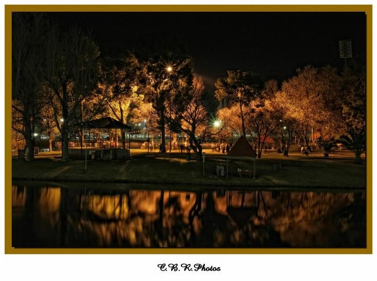 Night pic Waterfront Bloem.