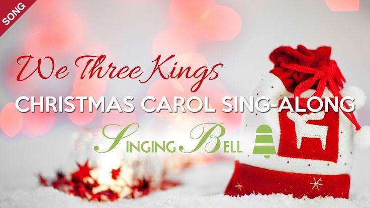We Three Kings | Free Christmas Carols [Sing-Along with Lyrics]