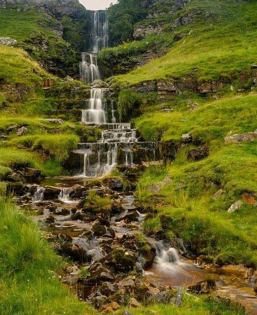 Cray falls, The Yorkshire Dales