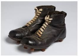 Image result for 1940  soccer boots
