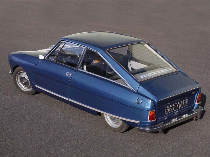 OG | 1970 Citroën M35 | Running prototype
