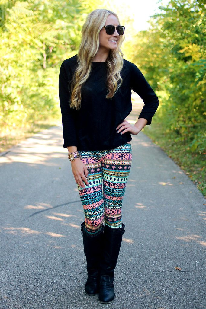 Arnold Palmer Leggings - Oh man, I so want!!!