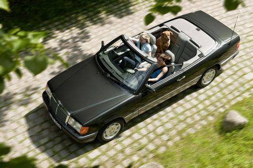 Mercedes-Benz W124 Cabrio (Convertible)