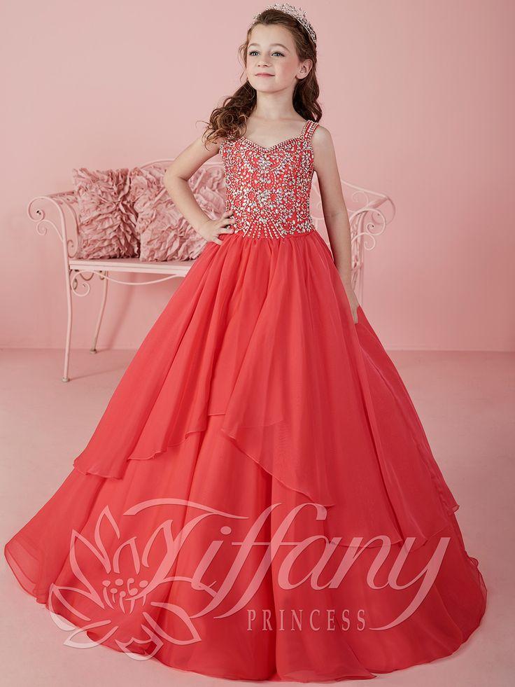 17 best Pageant dresses images on Pinterest | Flower girl dresses ...