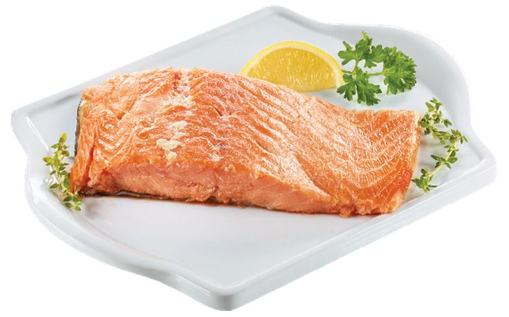 Hot-Smoked Salmon Portions from #YummyMarket #Salmon