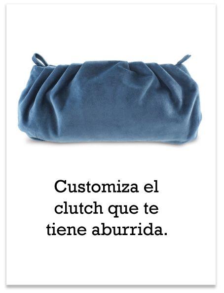 customiza tu bolso de mano