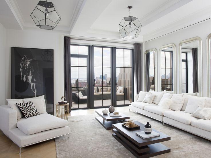 White Cozy Living Room 1062 best living rooms images on pinterest | living room ideas