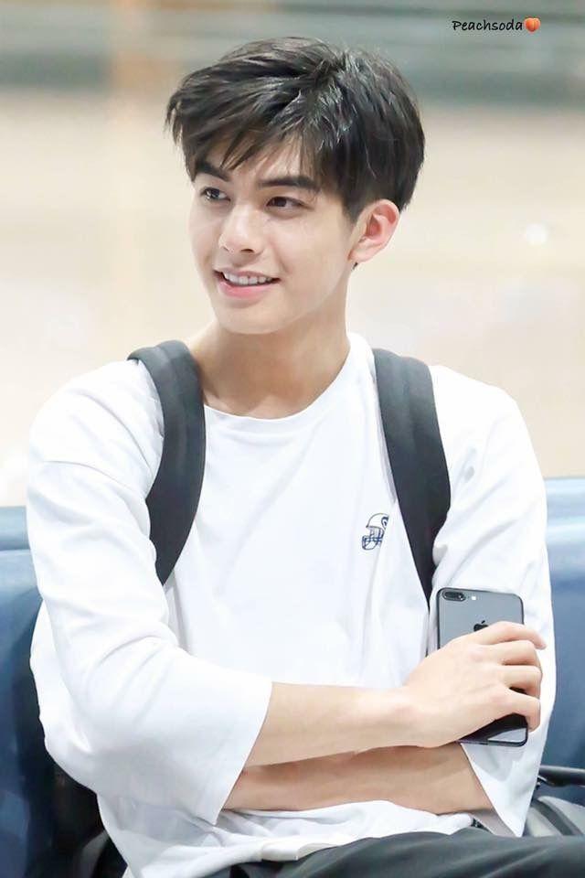 Pin Oleh Asian Male Who Has Best Visual Di Song Wei Long