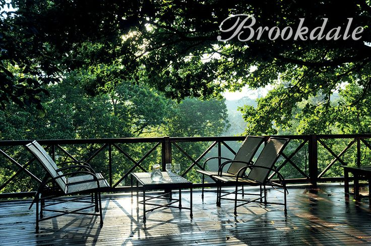 The Deck at Brookdale Health Hydro