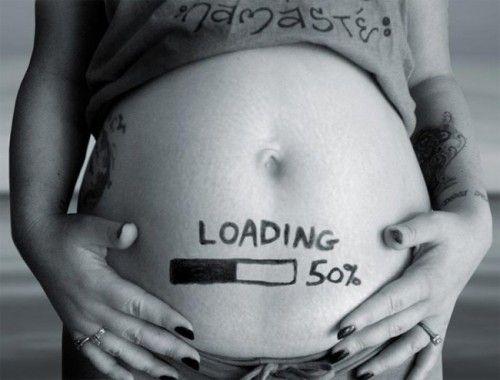 ideas para fotografiar el embarazo - Buscar con Google