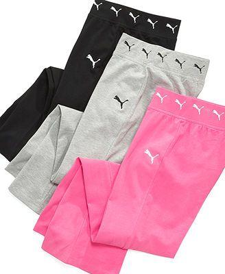 Puma Kids Pants, Girls Core Yoga Pants