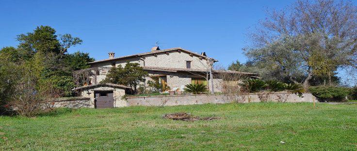 Beautiful Stone Farmhouse Castiglione in Teverina (Viterbo)