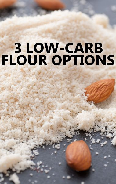 Want to slim down? Jorge Cruise shared low-carb flour options, including almond and coconut flour. http://www.drozfans.com/dr-oz-diet/dr-oz-jorge-cruise-happy-hormones-slim-belly-carb-cycling/