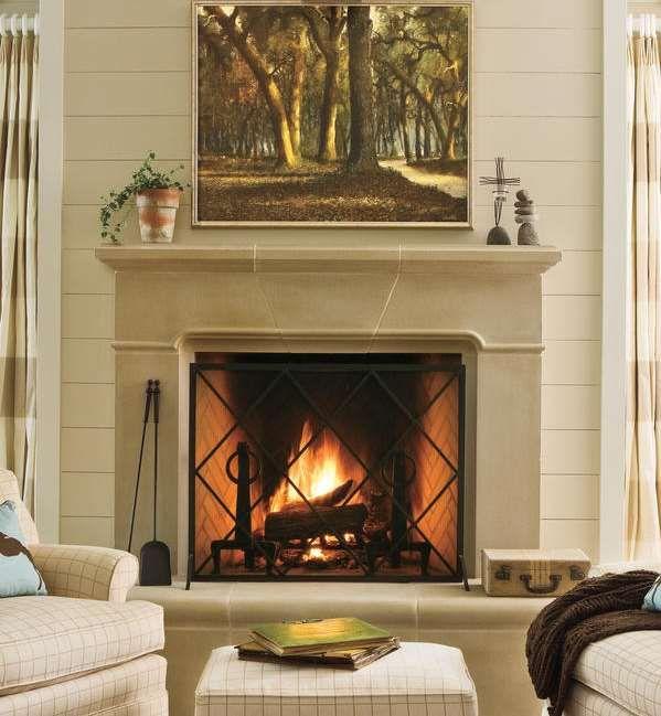 27+ Stunning Fireplace Tile Ideas For Your Home. Kunststein KaminKamin  FliesenFeuerstellen Aus SteinModerne KamineinsätzeInnenkamineBauernhaus ...