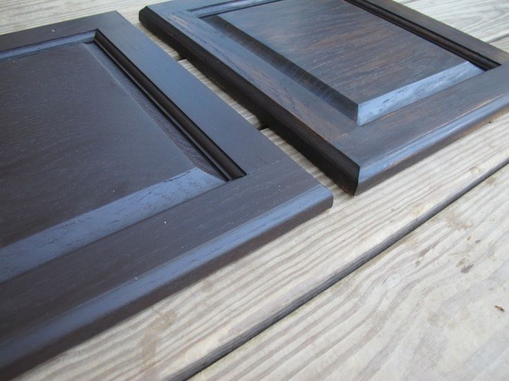 General Finishes Gel stain vs. water-based wood stain ...