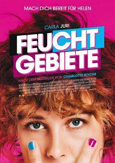 Feuchtgebiete -Dieses Buch sollte weder gelesen noch verfilmt werden.     The most wtf, nsfw movie.