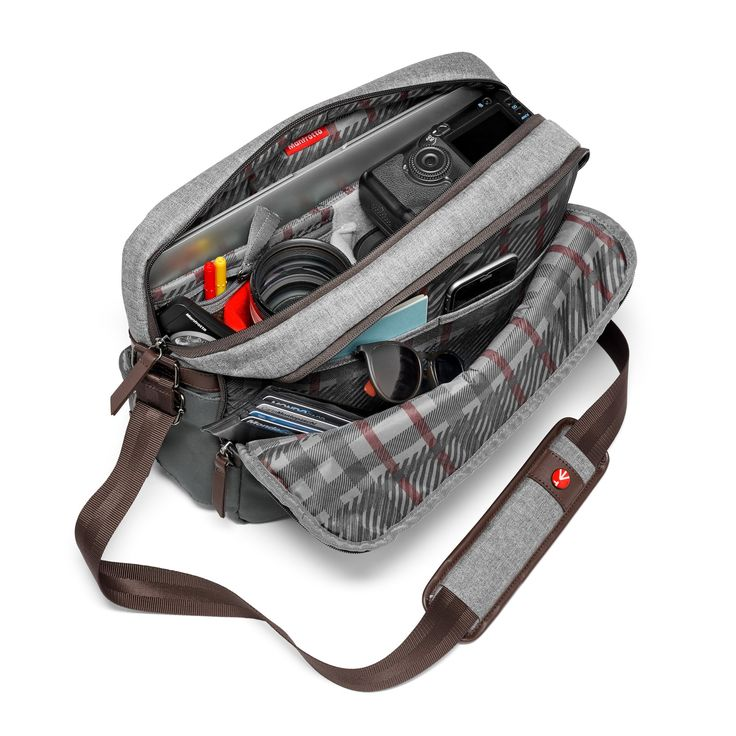 Manfrotto Windsor Reporter. Keep photography gear safe in flawless style. http://bit.ly/2dPcqeZ.