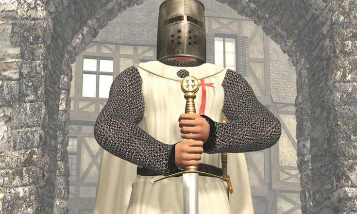 In de Middeleeuwen werden mensen gemiddeld tussen de 25 en 40 jaar oud. Maar de Tempeliers leefden doorgaans tientallen jaren langer. Wat was hun geheim? H