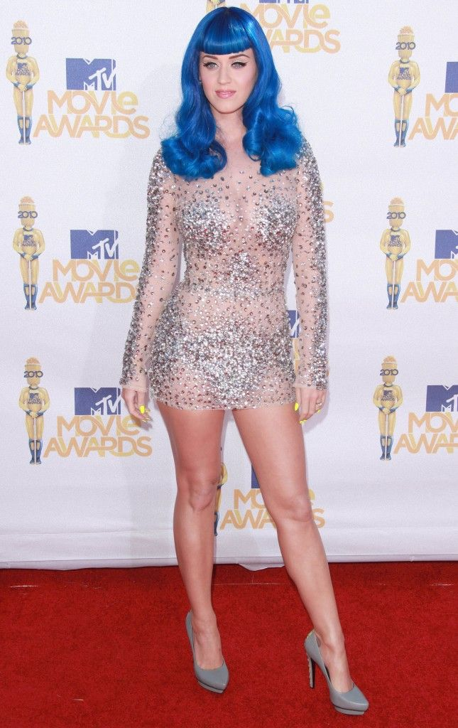 http://hollyrotic.mybigcommerce.com/jovani-7757-beaded-sheer-dress-nude-750/  $750 As seen on Katy Perry