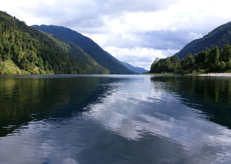 Lago Risopatrón Chile