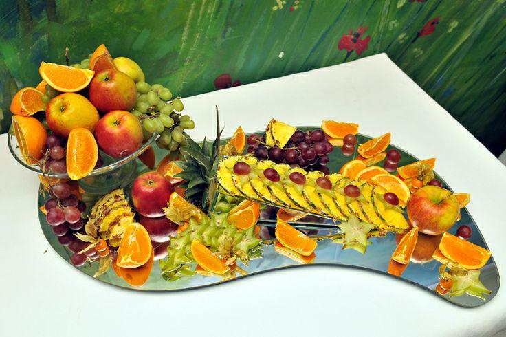 Plater owoców