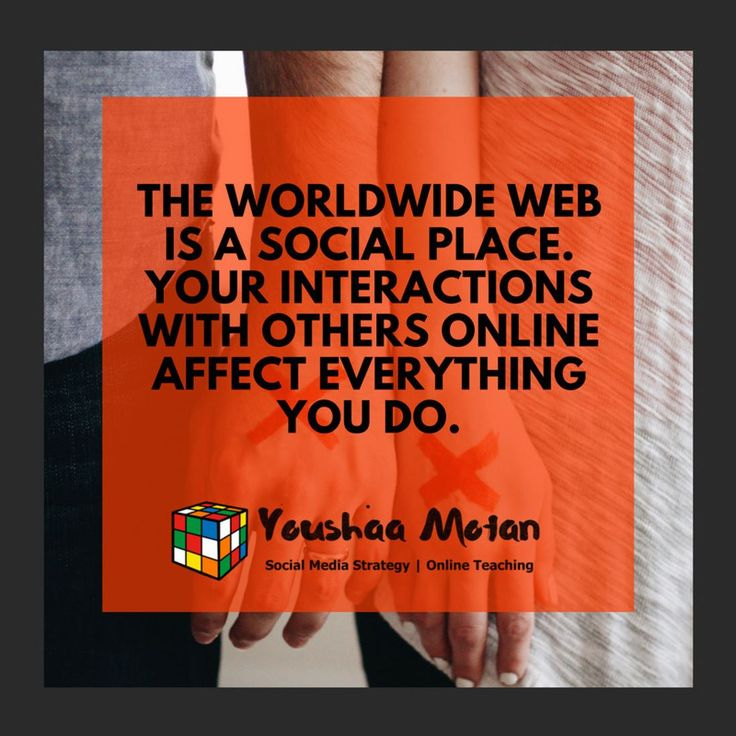 The worldwide web is a social place. Your interactions with others online have a footprint and will affect everything you do so build relationships. Find your tribe those that follow will appreciate your brands work.  #personalbranding #personaltrainer #lifecoach #coach #teacher #entertainer #guru #selfemployed #biz #businessidea #workfromhomedad #workfromhomemom #workfromanywhere #workfromhomelife #momboss #dadboss #mompreneur #dadpreneur #branding #contentcuration #contentcreation…