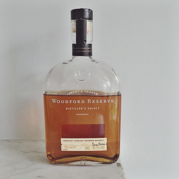 Tasting notes for Woodford Reserve's fantastic Bourbon.  Read more here: