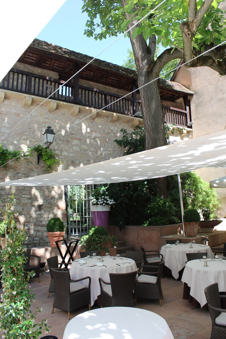 Restaurant Il Cortile Mulhouse Cuisine Gastronomique Mediterraneenne Photo Restaurant Restaurant Italien Restaurant