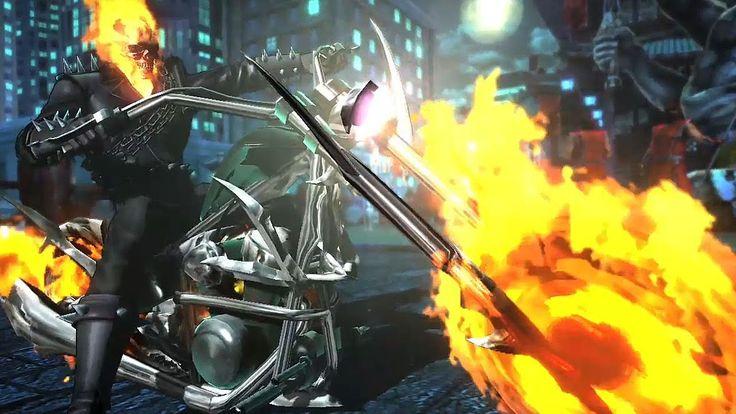 Capcom Adds Ghost Rider to Marvel vs. Capcom: Infinite's Roster