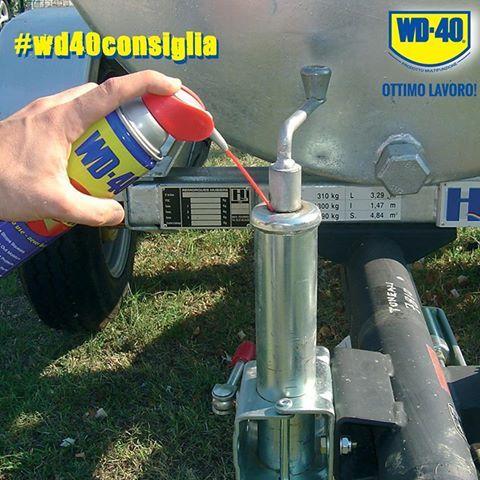 """Il nostro """"amato"""" WD40 è utile anche in #Vacanza!!!"""
