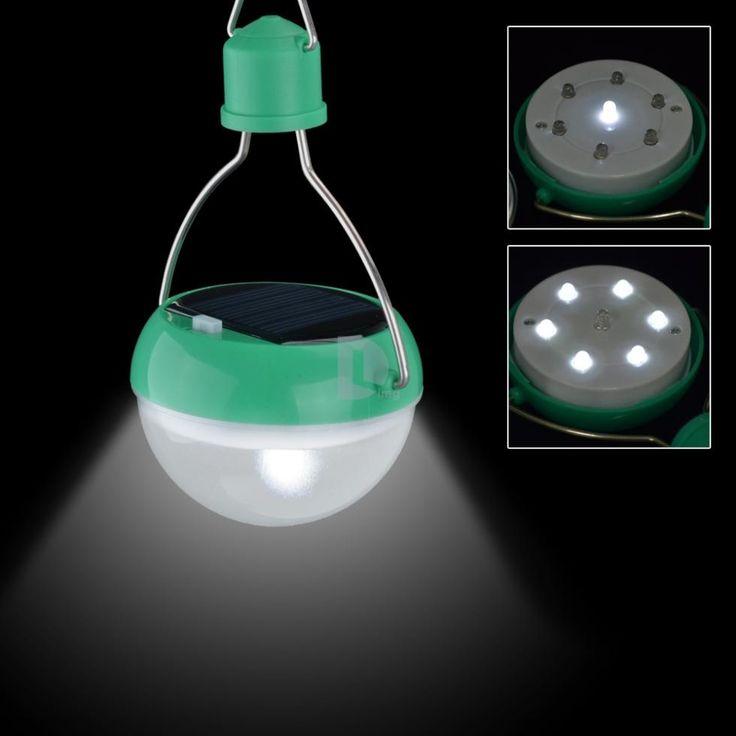 Eco friendly portable solar lantern