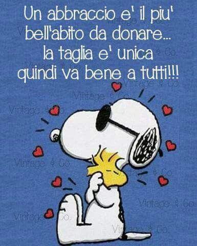 Abbraccio vignette varie pinterest for Immagini snoopy gratis