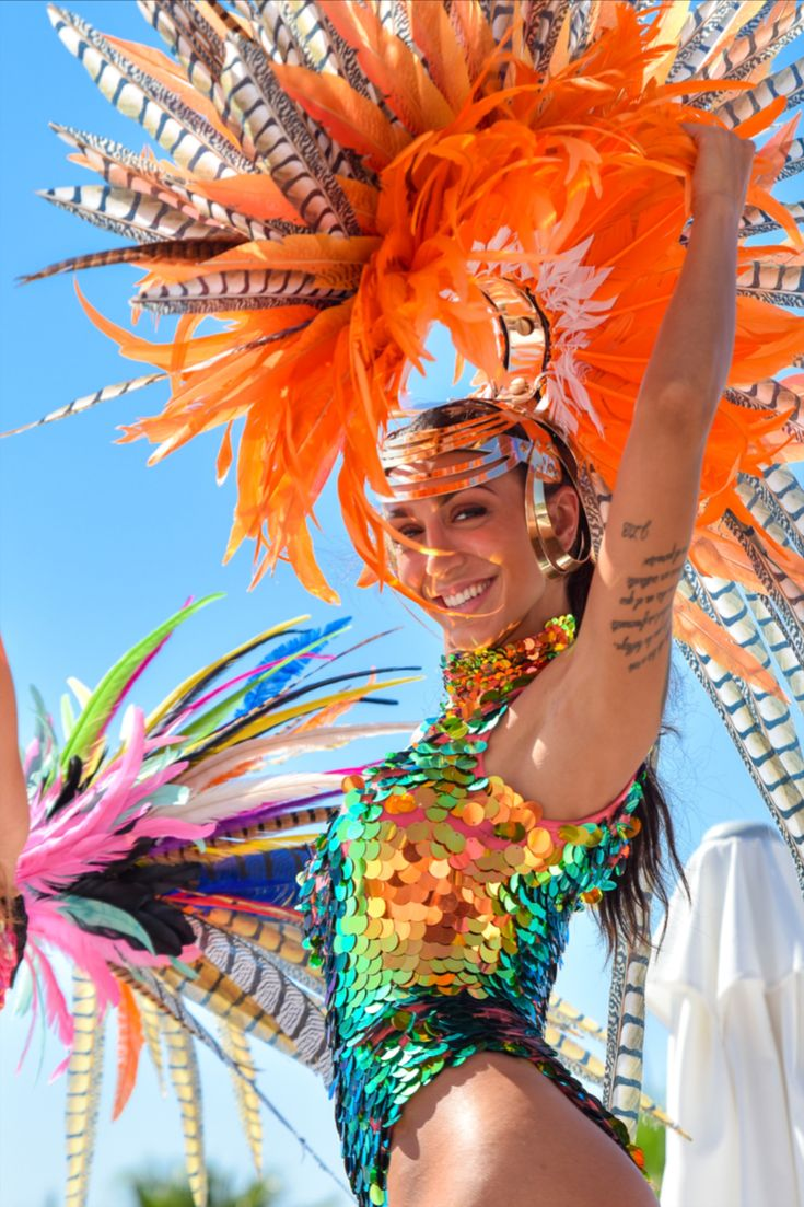 Rio Carnival 2018: Best pictures of the outfits and