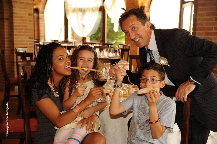 Riccardo's Family