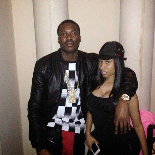 Ooooooo La La!: Nicki Minaj & Meek Mill Post Pics on Instagram, Nicki's Ex Safaree Has a New Boo #OooLaLaBlog