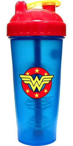 """World's 1st Superhero Shaker Bottle Now you can rehydrate and fuel like your favourite hero. What makes a PerfectShaker so """"Perfect""""? Smooth"""