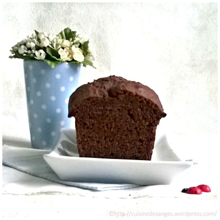 recette weight watchers de cake léger au chocolat