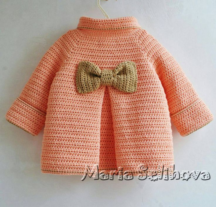 Пальтишко на весну для дочки