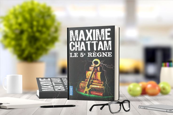 Le 5e règne de Maxime Chattam: Ils sont cinq adolescents emmenés par Sean-le-rêveur, des gamins sans histoires. Ils vivent à Edgecombe, une petite ville de Nouvelle-Angleterre